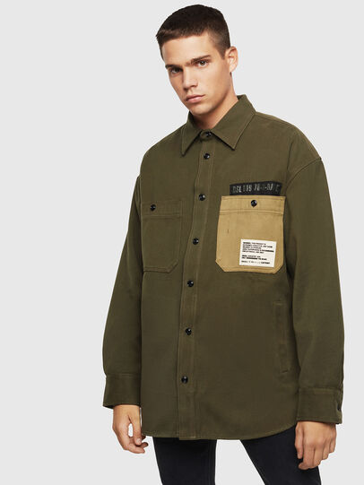 Diesel - S-LEBED,  - Shirts - Image 1
