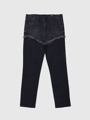 BABHILA-J SP, Black - Jeans