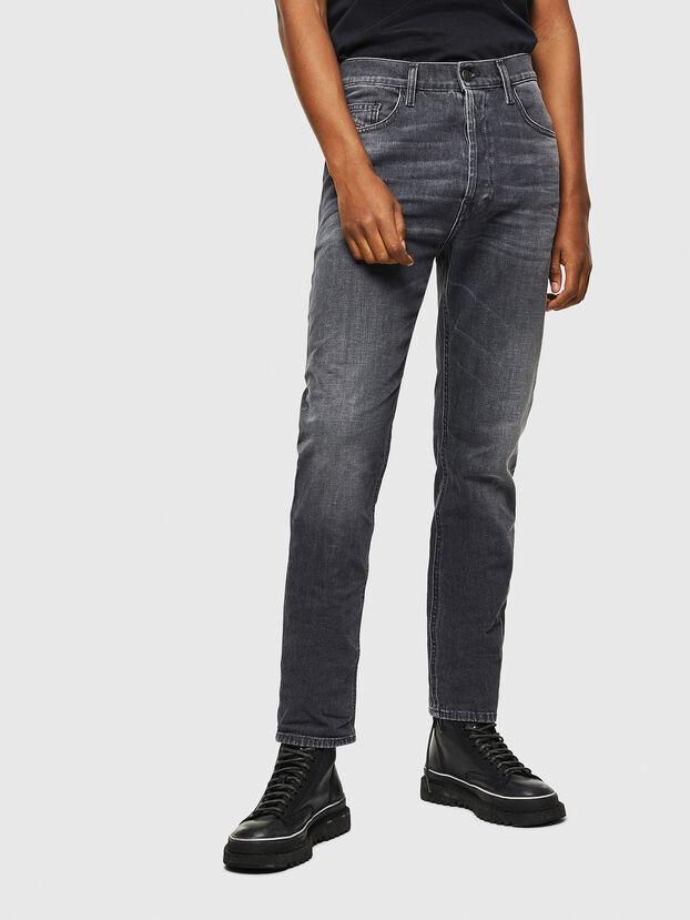 D-Eetar 0095I, Black/Dark grey - Jeans