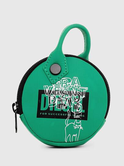 Diesel - SHOPPINA PAR, Green - Shopping and Shoulder Bags - Image 1
