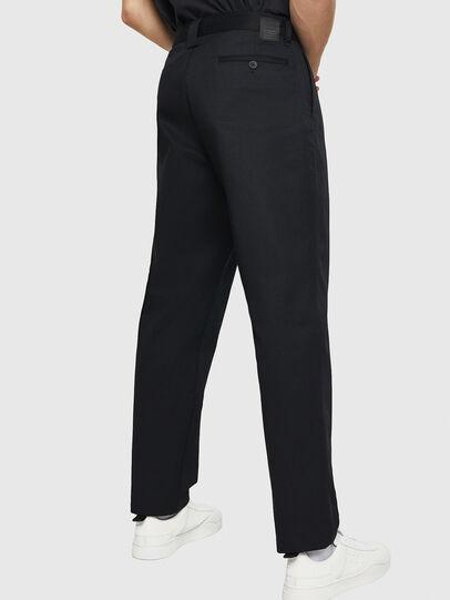 Diesel - P-MORGY, Black - Pants - Image 2