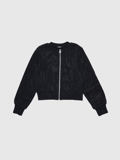 Diesel - STWINY, Black - Sweaters - Image 1
