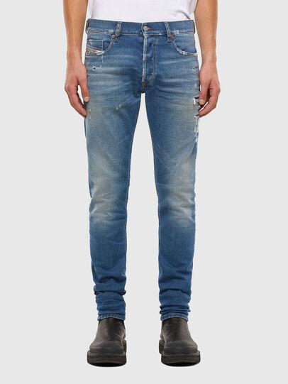 Diesel - Tepphar 009JU, Medium blue - Jeans - Image 1