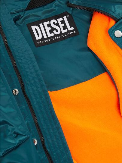 Diesel - J-TYLER, Water Green - Jackets - Image 8