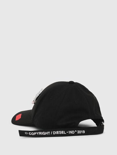Diesel - CNOVE, Black - Caps - Image 2