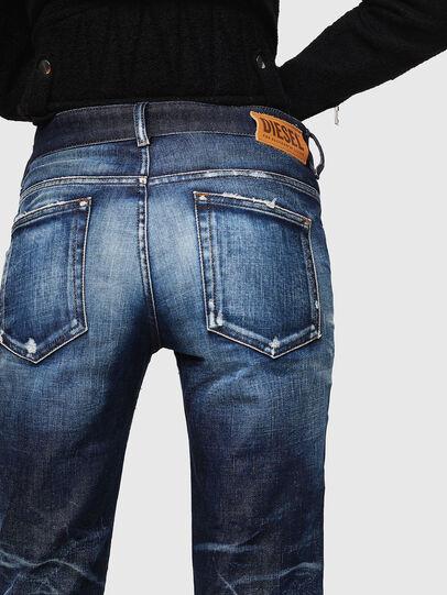 Diesel - D-Rifty 0092I, Dark Blue - Jeans - Image 3