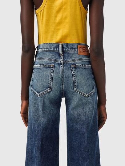 Diesel - D-Akemi 09B17, Medium blue - Jeans - Image 4