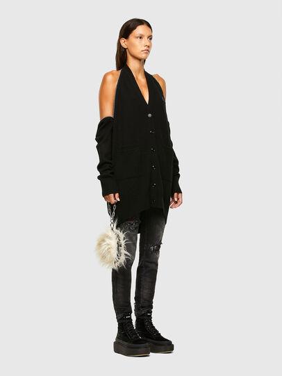 Diesel - M-CLEO, Black - Knitwear - Image 5