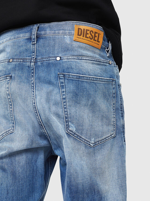 Diesel - D-Eetar 081AS, Light Blue - Jeans - Image 3