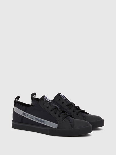 Diesel - S-DVELOWS LC, Black - Sneakers - Image 2