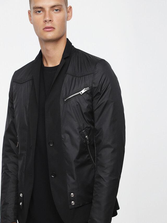 Diesel - J-MIRIKO, Black - Jackets - Image 2