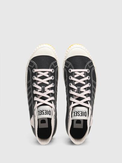 Diesel - S-YUK MC, Black/Yellow - Sneakers - Image 5