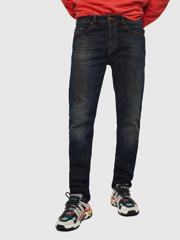 Buster 0890Z, Dark Blue - Jeans