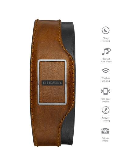Diesel - DA1202, Brown - Bracelets - Image 1