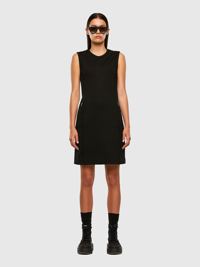 Diesel - D-PHILO, Black - Dresses - Image 6