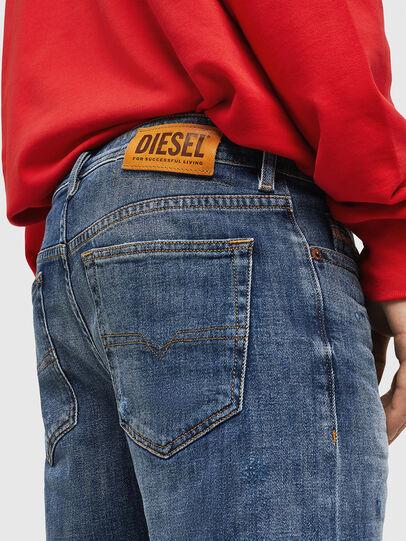 Diesel - Buster 0890X, Medium blue - Jeans - Image 4