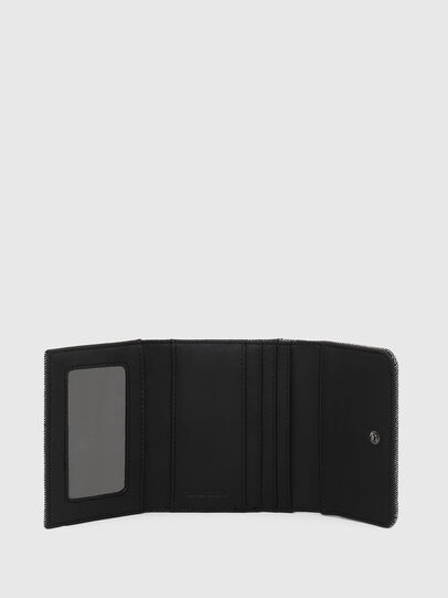 Diesel - LORY, Grey - Small Wallets - Image 4