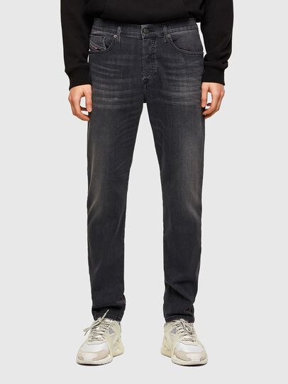 Diesel - D-Fining 069SU, Black/Dark grey - Jeans - Image 1