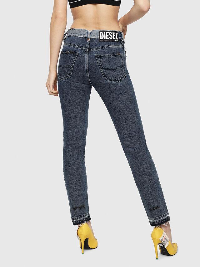 Diesel - Mharky 0077Z, Medium blue - Jeans - Image 2