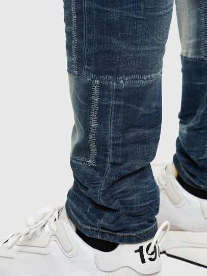 Diesel - KROOLEY JoggJeans® 069NK, Medium blue - Jeans - Image 5