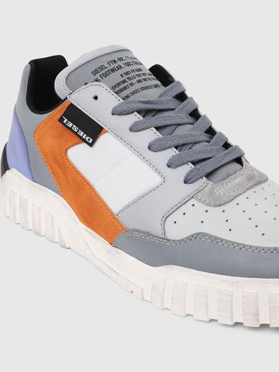 Diesel - S-RUA LOW90, Grey - Sneakers - Image 4