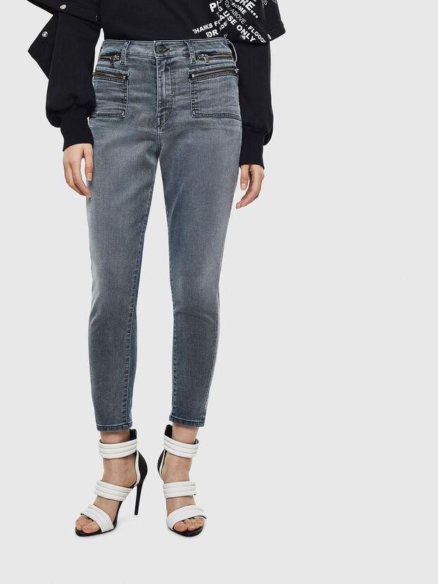 D-Eifault JoggJeans 069LT, Dark Blue - Jeans