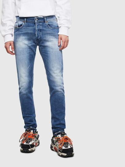 Diesel - Tepphar 0096D, Light Blue - Jeans - Image 1