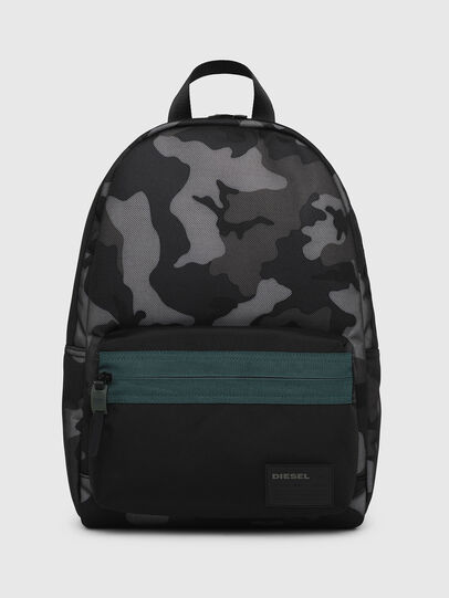 Diesel - MIRANO, Blue/Grey - Backpacks - Image 1