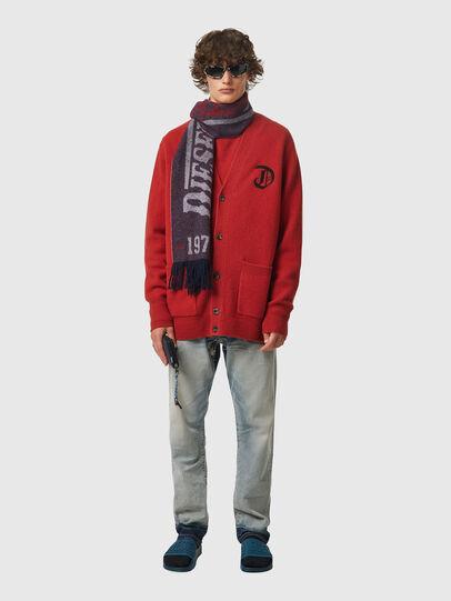 Diesel - K-CARY, Brown - Knitwear - Image 4