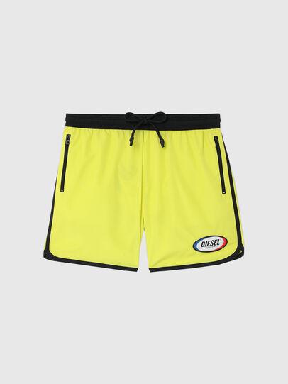 Diesel - BMBX-REEF-40, Yellow - Swim shorts - Image 4