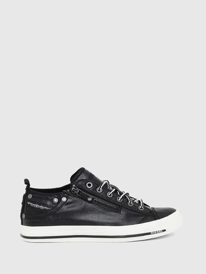 Diesel - EXPO-ZIP LOW W, Black - Sneakers - Image 1