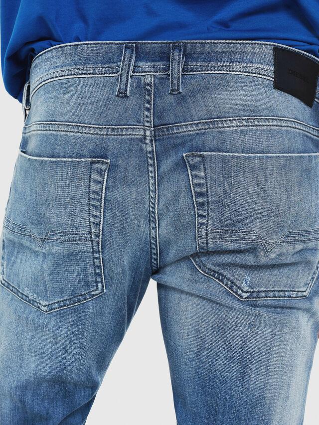 Diesel - Zatiny 081AS, Medium blue - Jeans - Image 4
