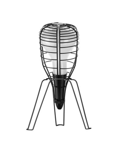 Diesel - CAGE ROCKET NERO,  - Table Lighting - Image 1