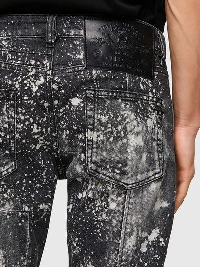 Diesel - D-Strukt 009SW, Light Grey - Jeans - Image 3