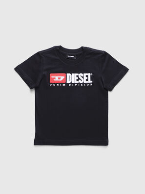 TJUSTDIVISIONB-R, Black - T-shirts and Tops