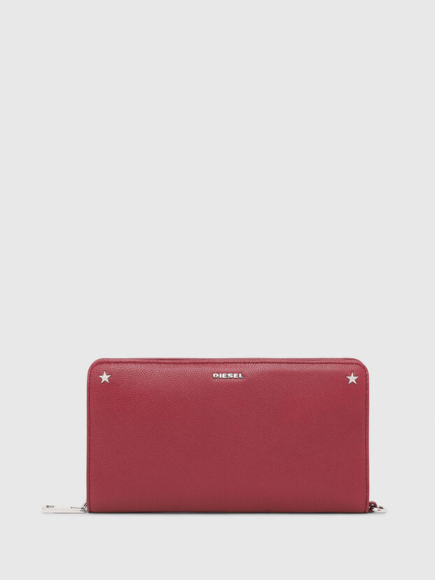 GRANATO LCLS, Pink - Zip-Round Wallets