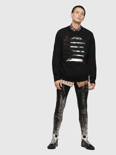 Diesel - S-BAY-YB,  - Sweaters - Image 4