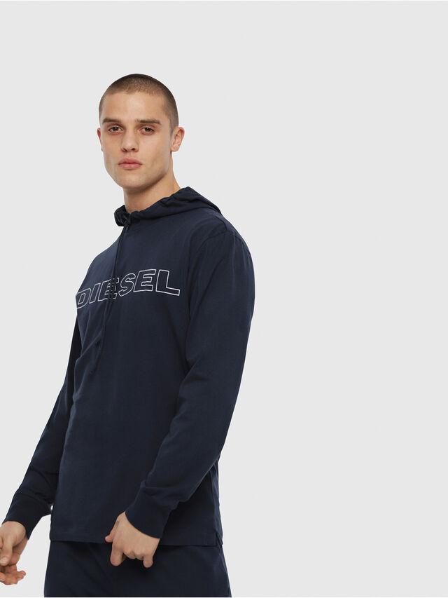 Diesel - UMLT-JIMMY, Night Blue - T-Shirts - Image 1