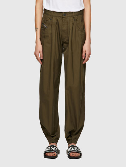 Diesel - P-JO-A, Military Green - Pants - Image 1
