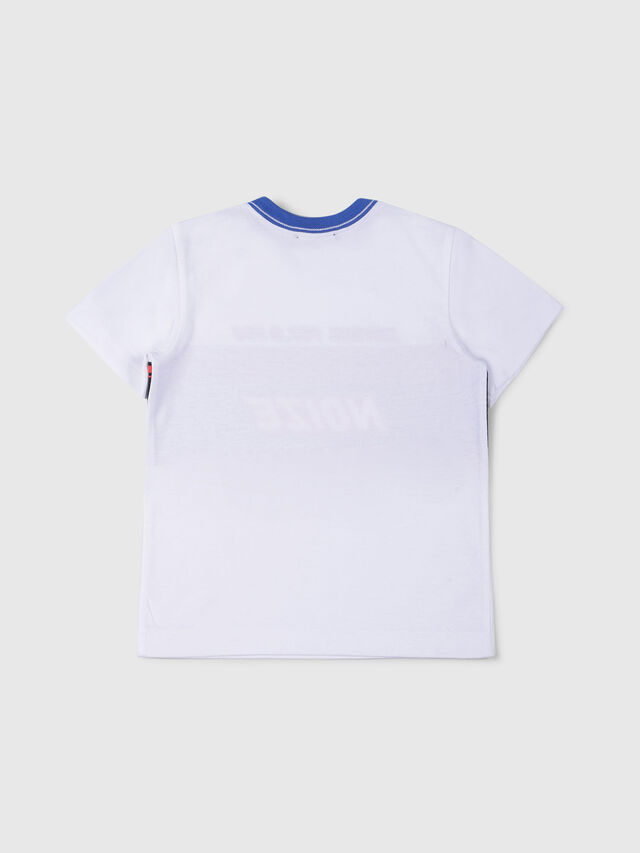 Diesel - TENDYB, White - T-shirts and Tops - Image 2