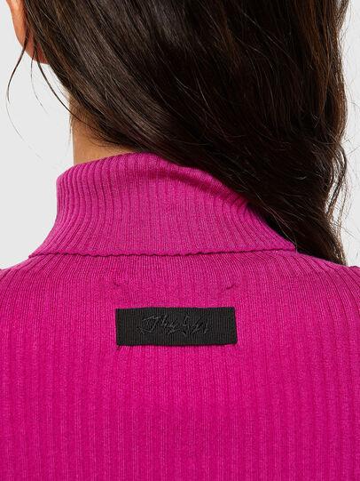 Diesel - M-KIMBERLY, Hot pink - Knitwear - Image 3