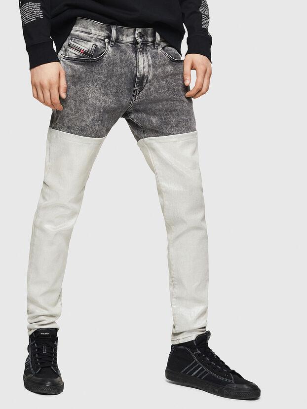 D-Strukt 069GK, Black/Dark grey - Jeans