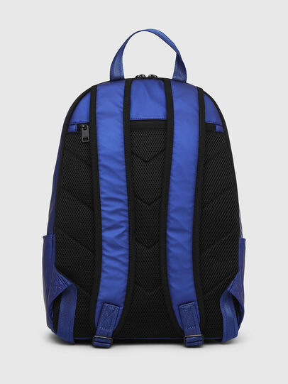 Diesel - BOLD BACK III, Blue - Backpacks - Image 2