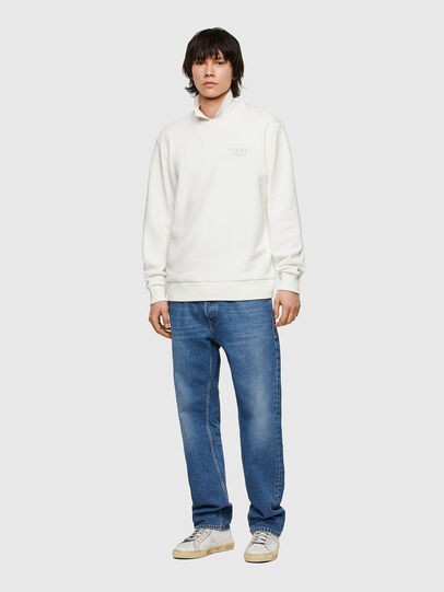 Diesel - S-GIRK-E1, White - Sweaters - Image 4