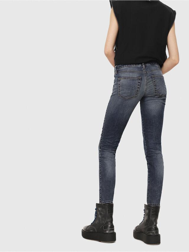 Diesel - Gracey JoggJeans 069FG, Dark Blue - Jeans - Image 2