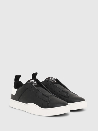 Diesel - S-CLEVER SO, Black/White - Sneakers - Image 2