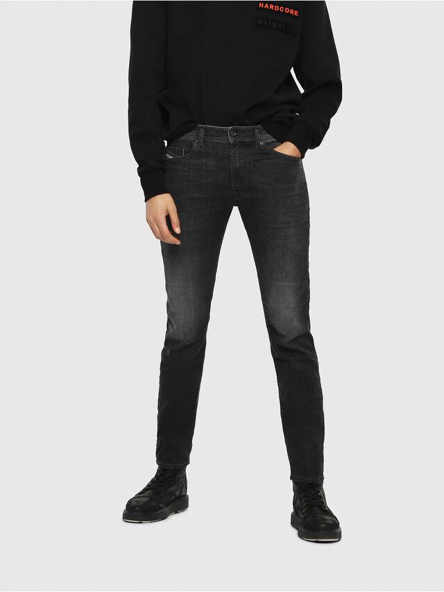THOMMER 0687J, Black Jeans