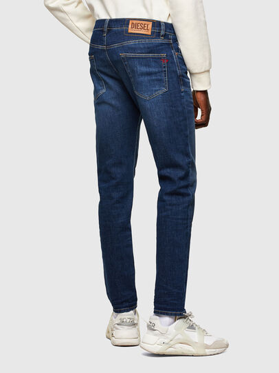 Diesel - D-Strukt 009MI, Dark Blue - Jeans - Image 2