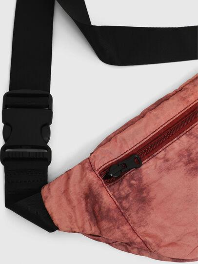 Diesel - BELTPAK, Red - Belt bags - Image 6