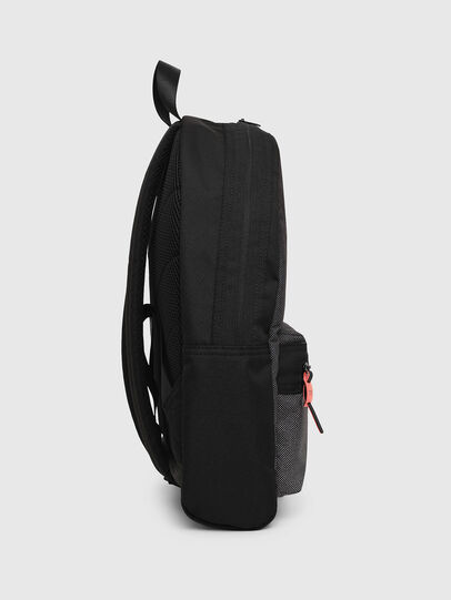 Diesel - MIRANO FL, Black/Grey - Backpacks - Image 3
